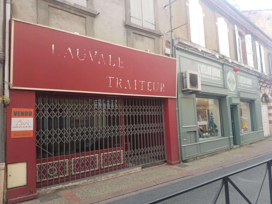 20 Rue des Freres Delga May 2019, prior to renovation.