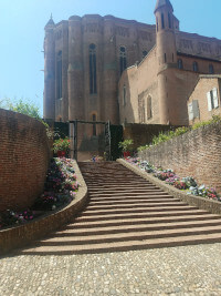 Albi cathedral.